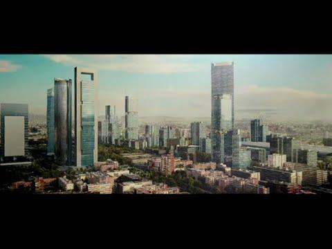 Madrid Nuevo Norte: Ein neuer Stadtteil entsteht