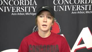 CUAA Women's Soccer - Head Coach Kristin Abbott thumbnail