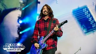 "Foo Fighters - ""These Days"" Live 2015 [BBC Radio] HD."