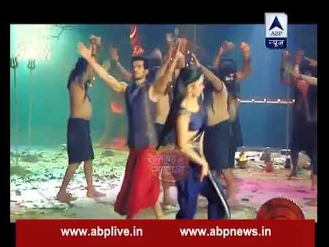 Video Shivanya-Ritik dance to please goddess Kaali download in MP3, 3GP, MP4, WEBM, AVI, FLV January 2017