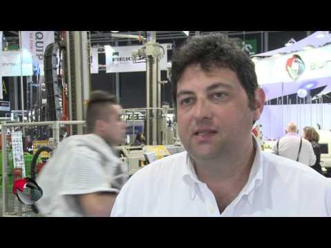 Intermat – WEB TV Eurofor : Interview Benoit Deltrieu de GéoFondations