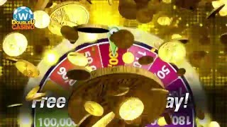 DoubleU Casino - FREE Slots YouTube video