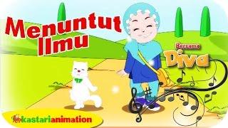 MENUNTUT ILMU  - Lagu Anak Indonesia - HD | Kastari Animation Official
