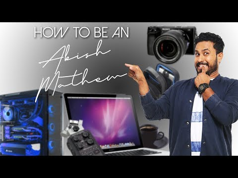 How To Be An Abish Mathew