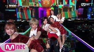Video [2016 MAMA] TWICE - CHEER UP + TT MP3, 3GP, MP4, WEBM, AVI, FLV Mei 2017