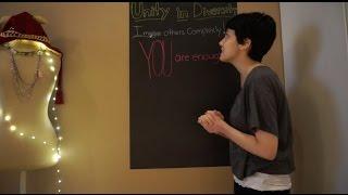 Unity in Diversity: Body Image, Bullying, Etc.