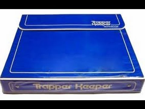 ATN's Back To The 80's Part 1: The Trapper Keeper