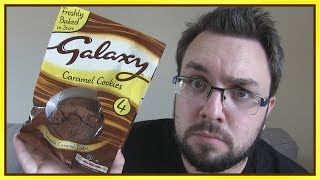 MJ isn't shy to cookies. Far from it. He has eaten them from far and he has eaten them from near, so it was no surprise that he picked up these potentially delicious Galaxy Caramel Cookies from the local supermarket.►Our Podcast : http://shoutengine.com/FRUKUnwrappedTheFoodReviewUKPodcast/►My Comedy : http://www.youtube.com/user/JamiesonComedy► My Movie Reviews: https://www.youtube.com/channel/UCbQ3rZXwS6quktVPLojG7dg►My Let's Plays: https://www.youtube.com/channel/UCuvxtcDOJPjFdwSmaSMSjFQ►My VLOG : http://www.youtube.com/user/MichaelJamiesonsLife►ReZ Daily : http://www.youtube.com/c/ReZourcemanDaily►Nate's Channel https://www.youtube.com/user/NaynaPeterson►Gossi's Channel https://www.youtube.com/user/Gostiano►The FRUK Buddies Playlist https://www.youtube.com/playlist?list=PLe85i3ke1QZjE4c1wGl0wBJblQVni5Ff8►T-Shirts : http://foodreviewuk.spreadshirt.co.uk►Website - - - http://www.FoodReviewUK.com►Twitter - - - - http://www.twitter.com/FoodReviewUK ►Instagram - - http://www.instagram.com/frukgram►MJ's Instagram - - http://www.instagram.com/rezourcemanBusiness Enquiries - michaeljamiesoncomedy@gmail.com