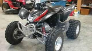 8. Beastly trx 250ex