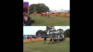 Korumburra Australia  City new picture : Australian National Tug of War Championships 2015 Outdoor - Korumburra vs Maitland - First End