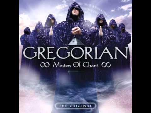 GREGORIAN - Red Rain (audio)