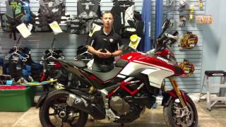 6. Ducati Multistrada 1200 Pikes Peak Edition Walkaround