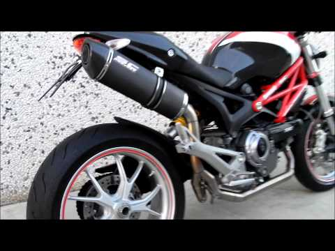DUCATI MONSTER 796/1100 GRUPPO COMPLETO 2-1 SC-PROJECT