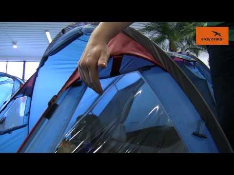 Відеоогляд кемпінгової палатки Easy Camp Eclipse 300