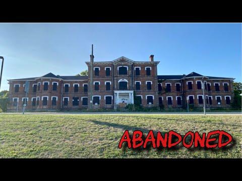 The Most Haunted Insane Asylum In Canada - Century Manor