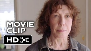 Grandma Movie CLIP - Money (2015) - Lily Tomlin, Julie Garner Movie HD