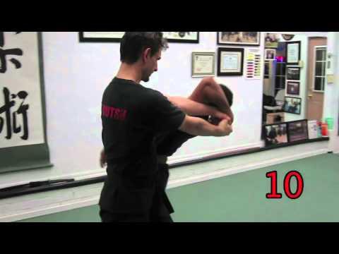 National Defense University 2012 Combat Jujutsu Class — JTR Jujutsu