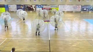 Za 1 Uśmiech Bubble Football -- pilkanahali.pl
