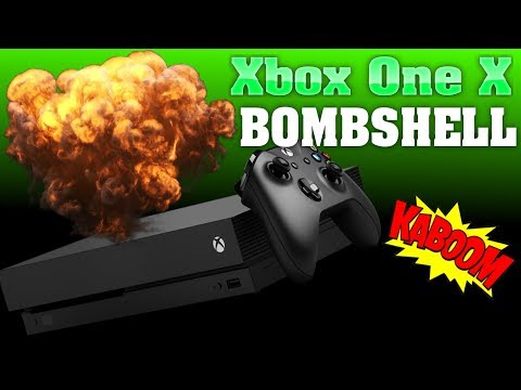 Microsoft STUNS All Xbox One X Owners With An Incredible Announcement! ONLY POSSIBLE ON Xbox!
