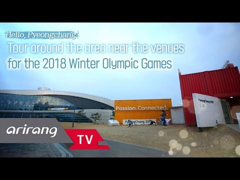 [FIT in your tour] Ep.2 - Hello, Pyeongchang! The 2018 Winter Olympic Games _ Full Episode (видео)