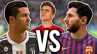 Video MESSI vs RONALDO Battle | FIFA 19 MP3, 3GP, MP4, WEBM, AVI, FLV Januari 2019