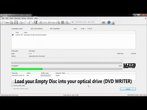 How To Burn DVD in NERO 2015