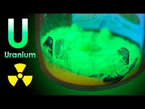 Uranium - THE MOST DANGEROUS METAL ON EARTH!