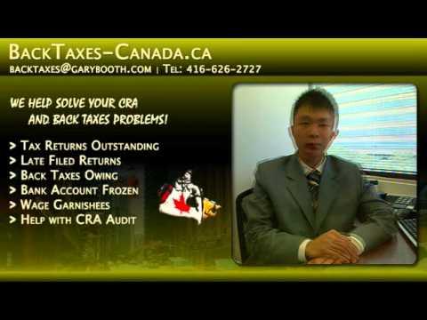 P17 Income Tax Preparation Services in Toronto | backtaxescanada.ca