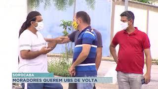 Sorocaba: moradores do Jardim Rodrigo pedem reabertura de UBS