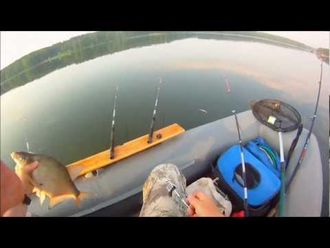 снасти для лова с лодки