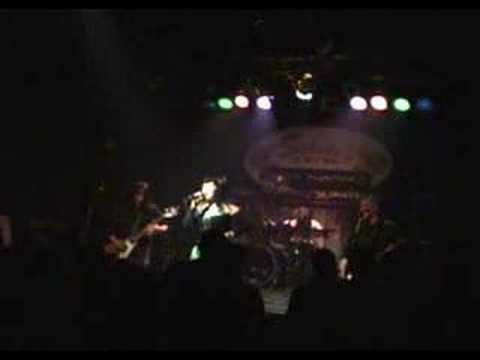 Opticollide Live at Mnt Tabor online metal music video by OPTICOLLIDE