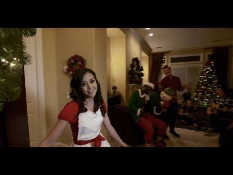 Tekst piosenki Megan Nicole - Santa Baby po polsku