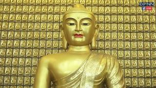 """Tụng """"KINH DƯỢC SƯ""""  trong Lễ Cầu An đầu năm tại chùa Giác Ngộ"""