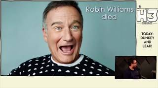 Video Dunkey's Tribute to Robin Williams MP3, 3GP, MP4, WEBM, AVI, FLV Januari 2018
