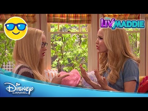 Liv and Maddie | Californi-A-Rooney 💜 | Official Disney Channel UK