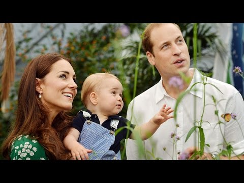 celebrates - Prince George celebrates his first birthday on July 22.. From the media frenzy outside St. Mary's Hospital to his first birthday photos, here is a look back his first year. Photo: AP Subscribe...