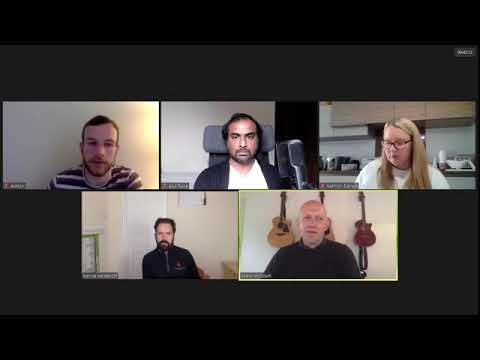 MathsChatLive Episode 3 - Atul Rana, Mark McCourt, Ashton Coward, Kathryn D & Bernie Westacott