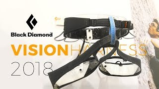 Black Diamond Vision Harness by WeighMyRack