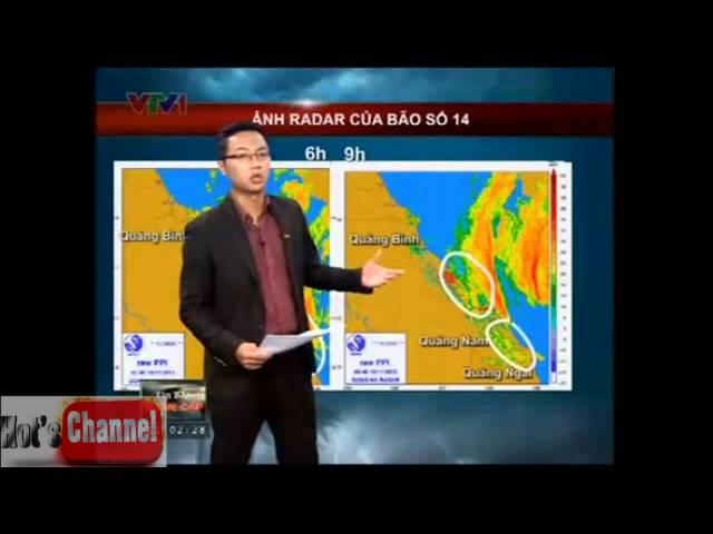 Tin Tức bão mới nhất 11h30 10/11/2013