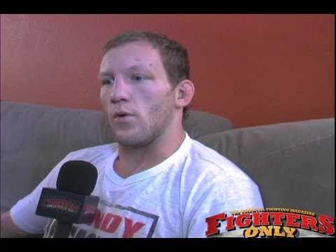 Gray Maynard talks  post fight of Kenny Florian Fight