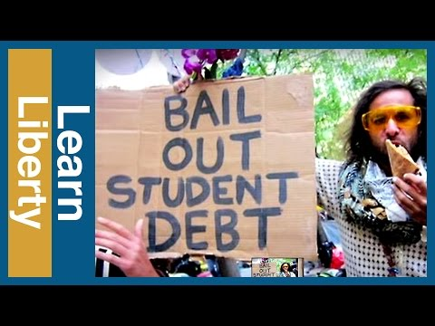 Occupy Wall Street and Student Loans
