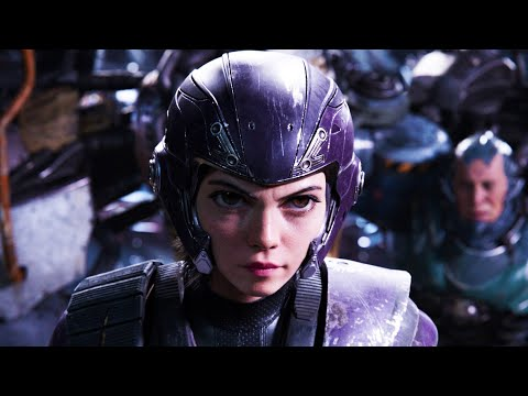 5 NEW Alita Battle Angel CLIPS