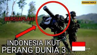 Video #Eps.5 - Posisi INDONESIA Jika PERANG DUNIA 3 Benar akan Terjadi! MP3, 3GP, MP4, WEBM, AVI, FLV Oktober 2018