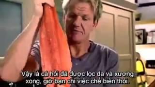 Những mẹo nấu ăn của vua đầu bếp Gorden Ramsay