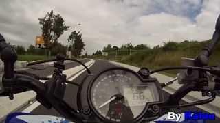 9. raptor 700r 2013  équipé route gopro héro3 hd