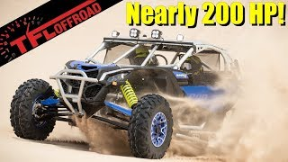 10. Watch Out Polaris! Can-Am Maverick X3 Turbo RR Packs HUGE Horsepower + Meet the Defender 6x6!