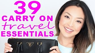 39 Carry On Travel Essentials I Can't Fly Without! full download video download mp3 download music download