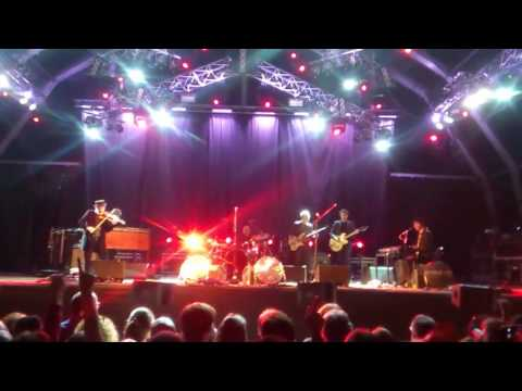 The Waterboys - Fisherman's Blues (Vilar de Mouros 2016) (видео)
