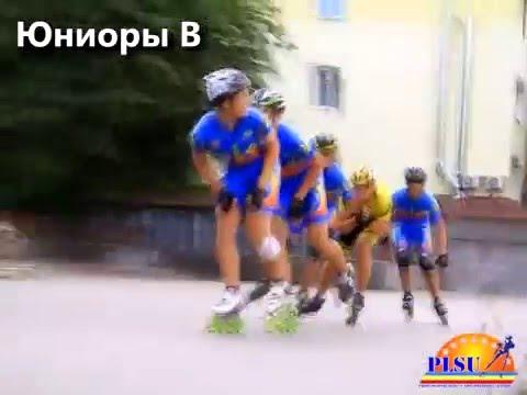 Чемпіонат України 2014. 3000м гонка на вибування.