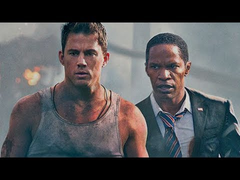 House - White House Down Trailer #2 2013 - Official movie trailer 2 in HD - starring Channing Tatum, Jamie Foxx, Maggie Gyllenhaal - directed by Roland Emmerich - a ...